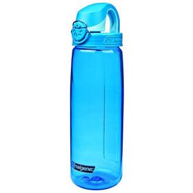 Nalgene Flaska OTF 0,7L Tritan blue/blue